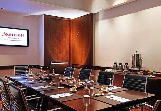 Bogota Marriott Hotel: Meeting Room