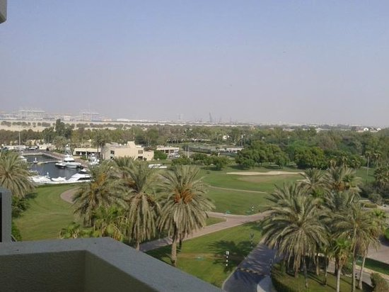 JA Jebel Ali Beach Hotel: View
