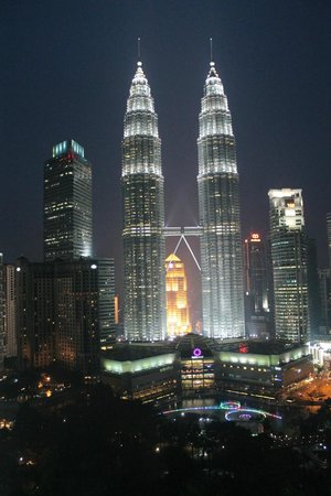 Traders Hotel, Kuala Lumpur: Petronas Twin Towers