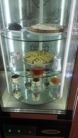 Kui-Zin : Vetrina dei dolci