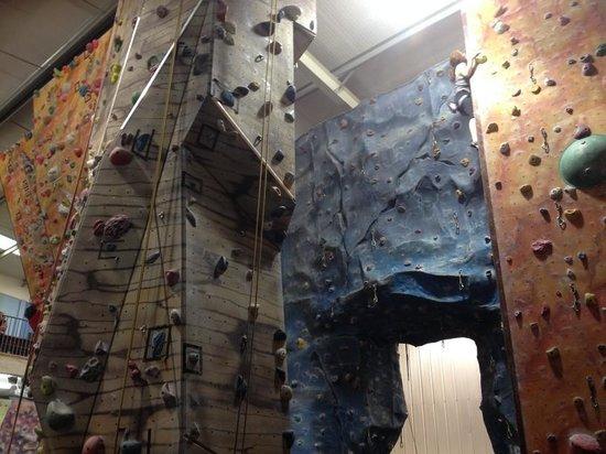 Craggy Island Climbing Centre