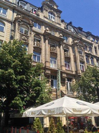 Frankfurt hostel - Kaiserstrasse