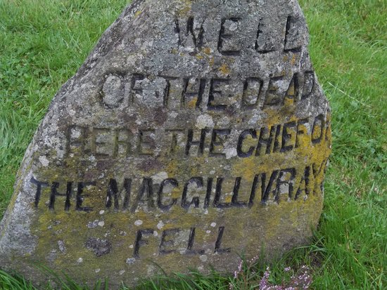Culloden Battlefield: History lessons along the way