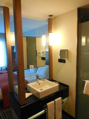 Movenpick Hotel Ankara : Moevenpick Ankara bath