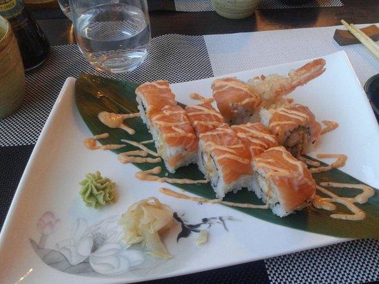 Fuji Sushi: Special Roll