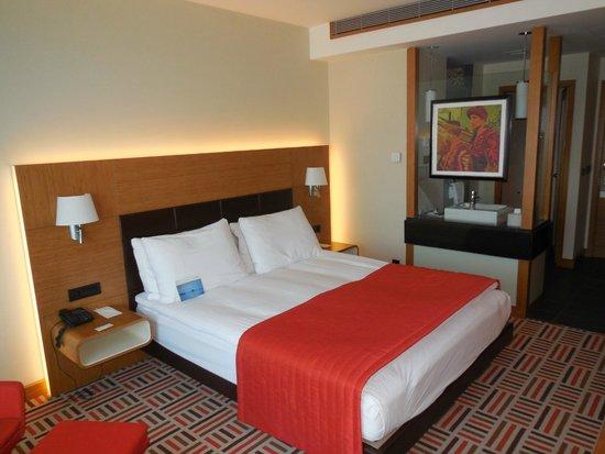 Movenpick Hotel Ankara : Moevenpick Ankara room
