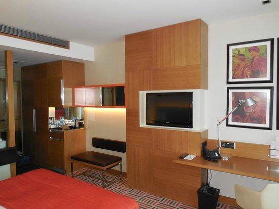 Movenpick Hotel Ankara: Moevenpick Ankara room