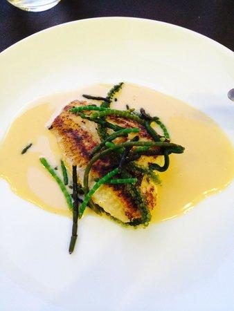 Boira: Fish in peanut sauce