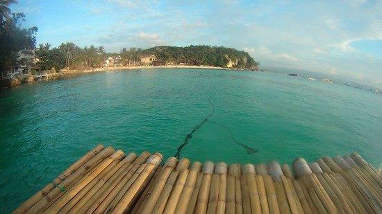 Spider House Resort : beach