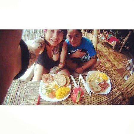 Spider House Resort: breakfast