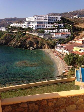 Sea Side Resort & Spa: Vue du restaurant a la carte