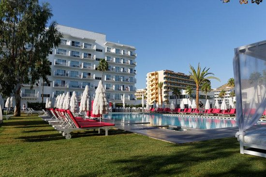 Hotel Astoria Playa Only Adults: Picine