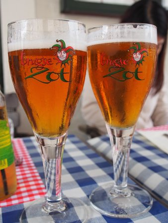 pro Deo: Local beer from Bruges