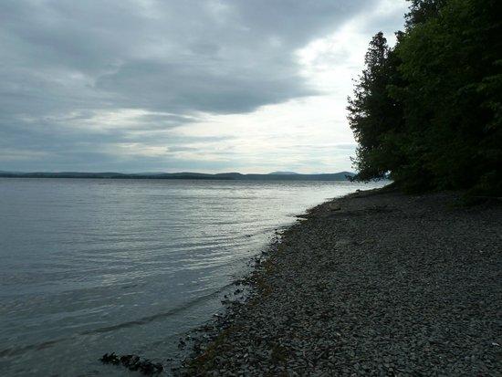 Grand Isle, Вермонт: Beach