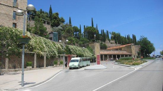 Montserrat Monastery : Recinto