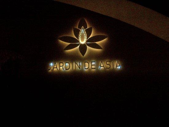 Jardin de Asia Restaurant & Lounge : restaurant