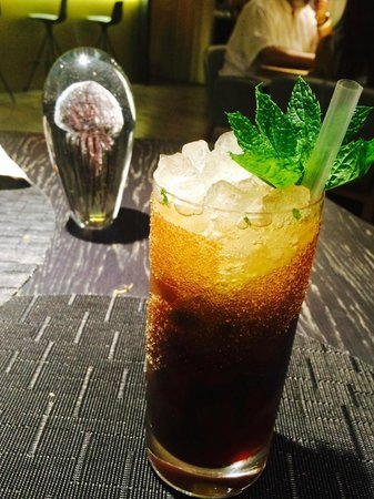 Espai Kru: If you love Mojitos, this cocktail called Mulato will be your best choice