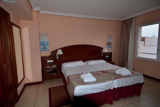 Be Live Family Costa los Gigantes: Chambre