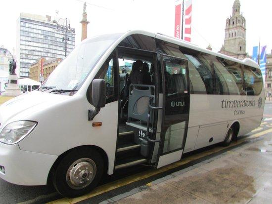 Timberbush Tours Glasgow - Day Tours: The Timberbush Coach