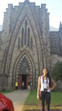 Catedral de Pedra: Muito lindo