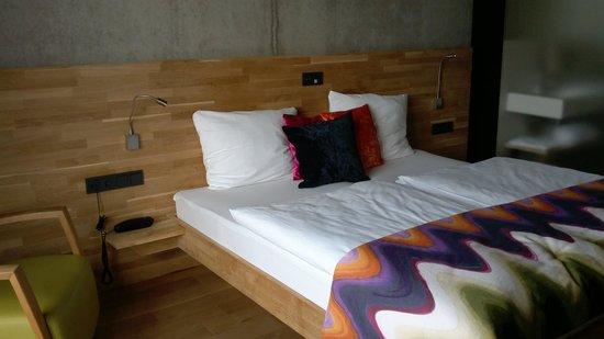 Hotel de l'Ecluse : Onze kamer