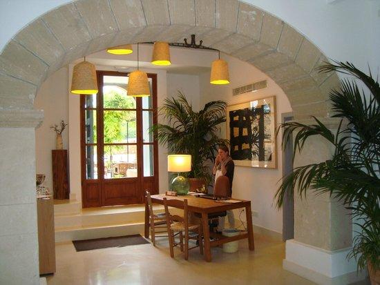 foto de predi son jaumell hotel rural capdepera unser fr hst cksbuffet im restaurant des predi. Black Bedroom Furniture Sets. Home Design Ideas