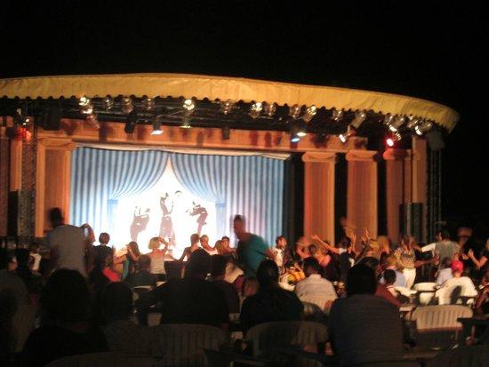 Djerba Sun Club: LA SCENE