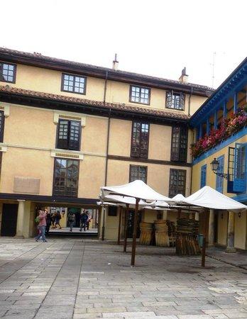 rincón plaza del Fontán