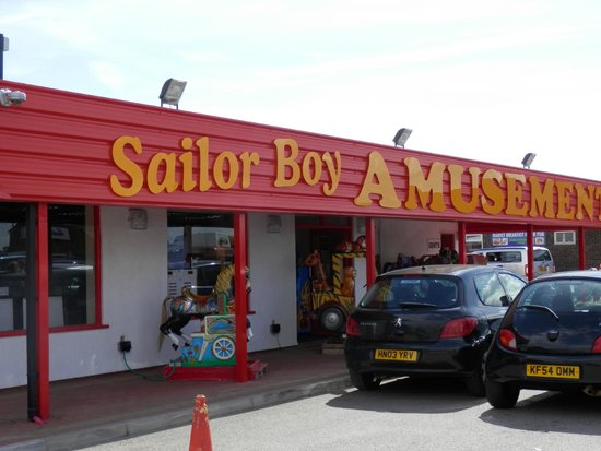 Sailor Boy Amusements