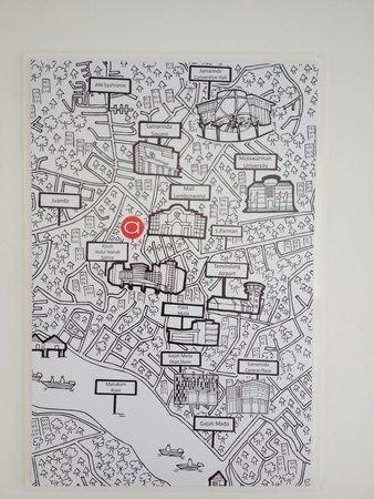 Map of Area - Picture of Amaris Hotel Samarinda, Samarinda - TripAdvisor