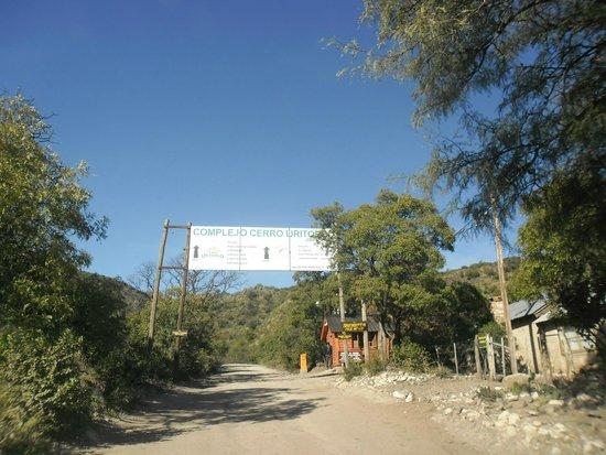 Cerro Uritorco: ENTRADA AL COMPLEJO
