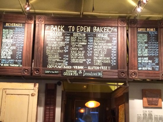 Photo of American Restaurant Back to Eden Bakery at 2217 Ne Alberta St, Portland, OR 97211, United States