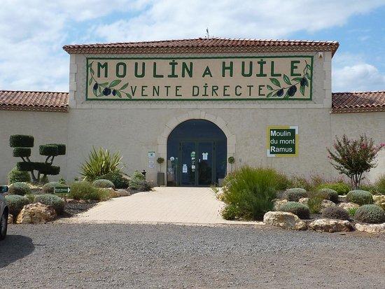 Moulin du Mont Ramus
