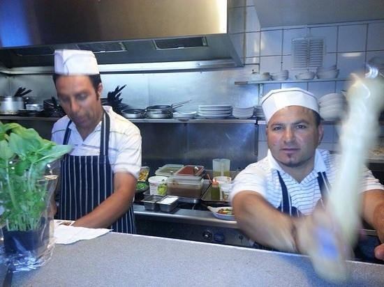 Amici: chefs in action