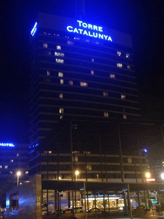 Gran Hotel Torre Catalunya : La torre