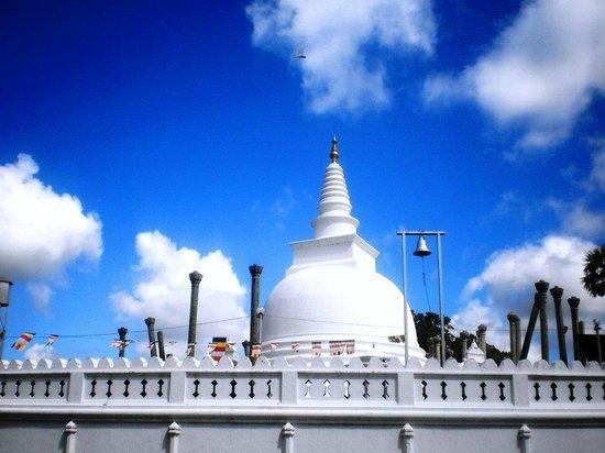 Dagoba of Thuparama: Thuparamaya