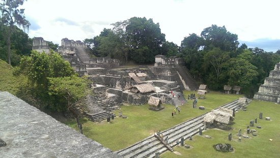 Mountain Equestrian Trails: Tikal (day trip into Guatemala)