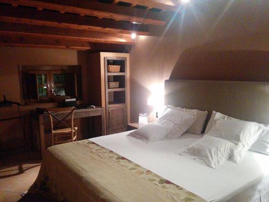 Hotel Mas la Boella: Habitación