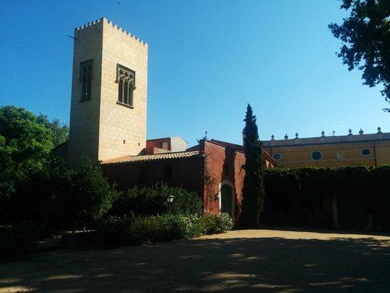 Hotel Mas la Boella: Exteriores hotel
