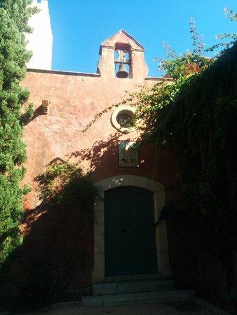 Hotel Mas la Boella: Capilla
