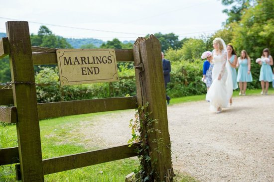 Owlpen Manor: Marlings End