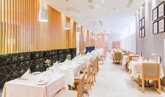 Holiday Inn Moscow-Simonovsky: The Sanctuary Restaurant