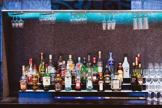 Holiday Inn Moscow-Simonovsky: Beverage Selection