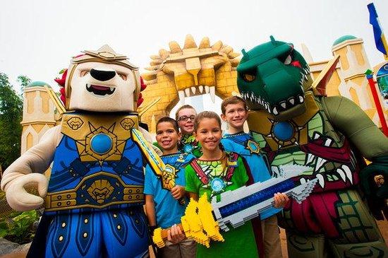 Holiday Inn Express Lake Wales N - Winter Haven: The amazing Legoland World of Chima!