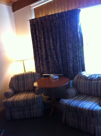 Ramada Gananoque Provincial Inn: View of room
