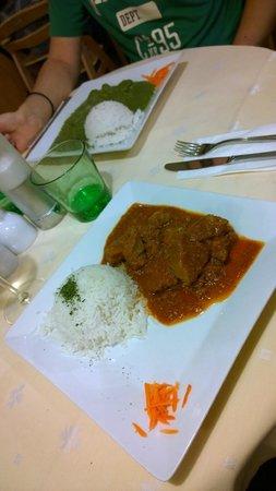 Hanas Rasoi: Lamb Curry e Palak Paneer