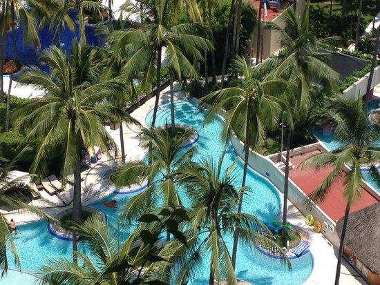 The Westin Resort & Spa Puerto Vallarta: View of kids pool