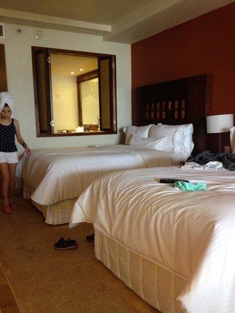 The Westin Resort & Spa Puerto Vallarta: Our room
