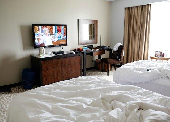 Acacia Hotel Manila: Deluxe room