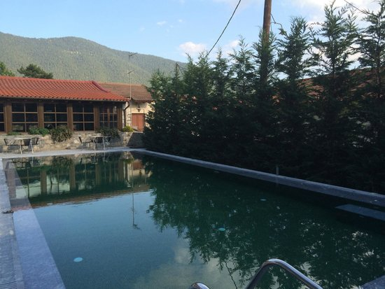 Art Mainalon Hotel : View of the pool